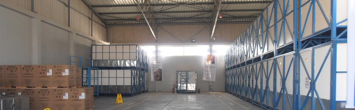 Storage and warehousing solutions in one place