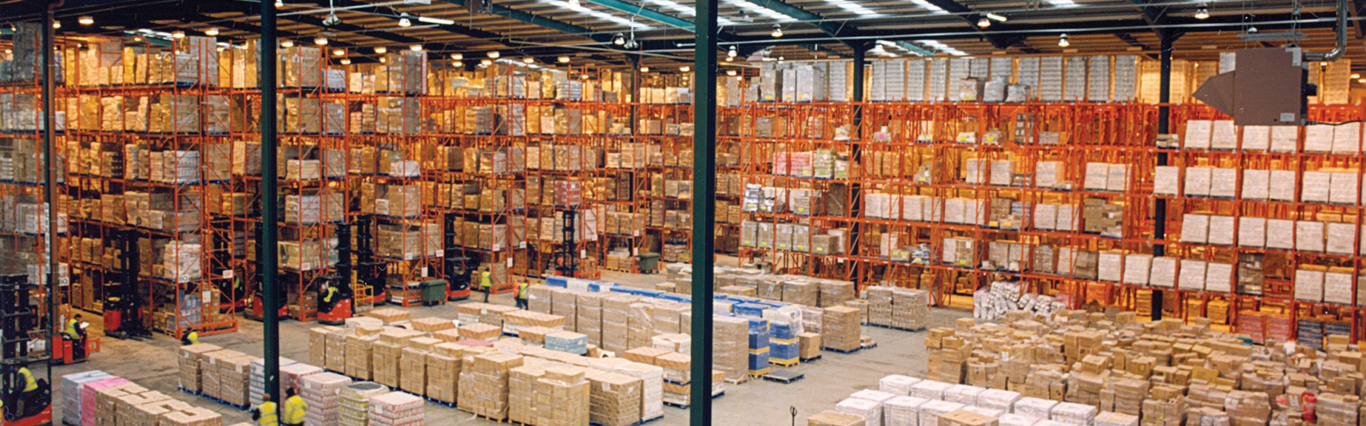 Safety Storage – Storage, warehousing and logistics solutions in one